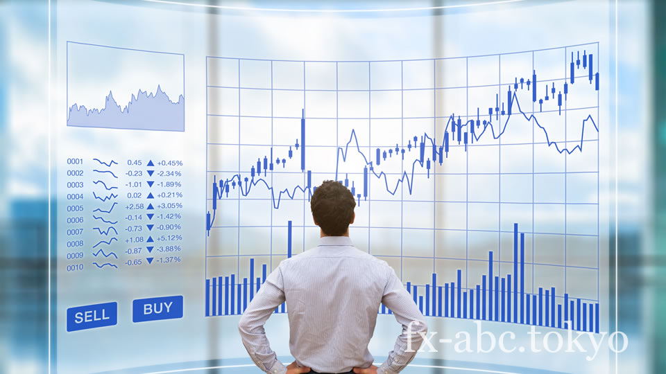 FXトレーダーに必要なのはチャート。つまりテクニカル分析